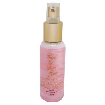 Bruma Fix Shine Star 120ml Pink